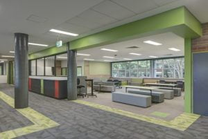 Intrax- Redlands New Learning Hub