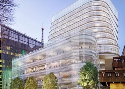 UTS Central, Ultimo | Intrax Projects Education