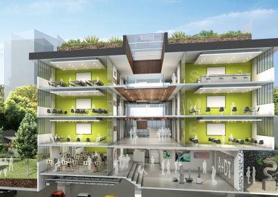 Intrax - Redlands New Learning Hub